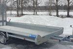 Koneenkuljetus traileri, Hulco Terrax-2, 3500kg
